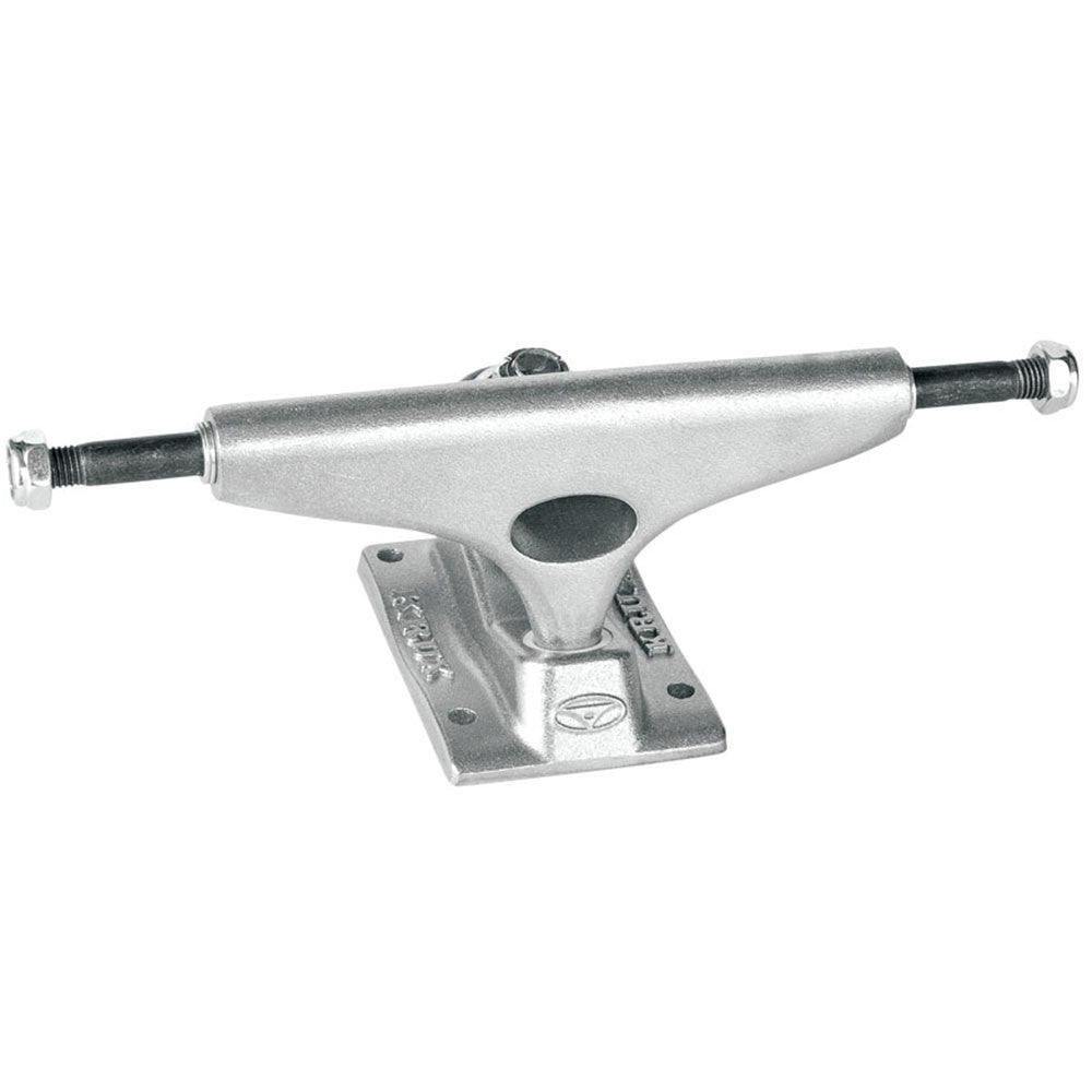 Krux 8.0 K4 Standard - Silver/Silver - 5.35in - Skateboard Trucks (Set of 2)