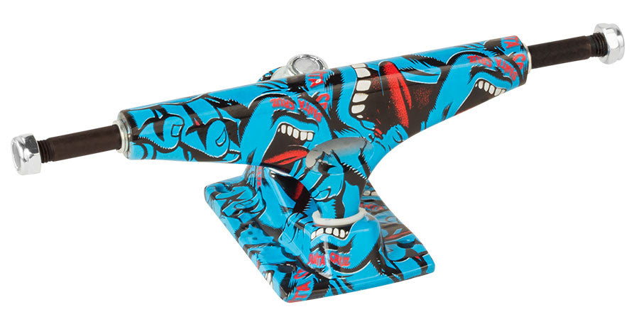 Krux 8.0 Screaming Hand II Standard - Multi - 5.35in - Skateboard Trucks (Set of 2)