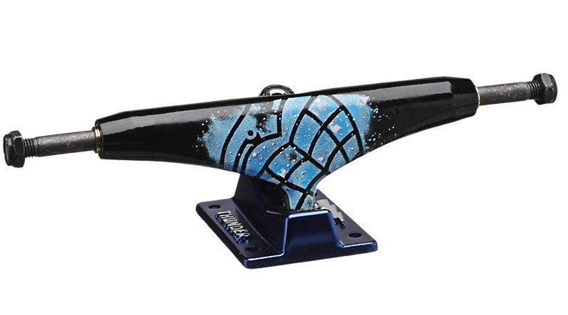 Thunder Sonora Nebula Lights High - Blue/Black - 149mm - Skateboard Trucks (Set of 2)