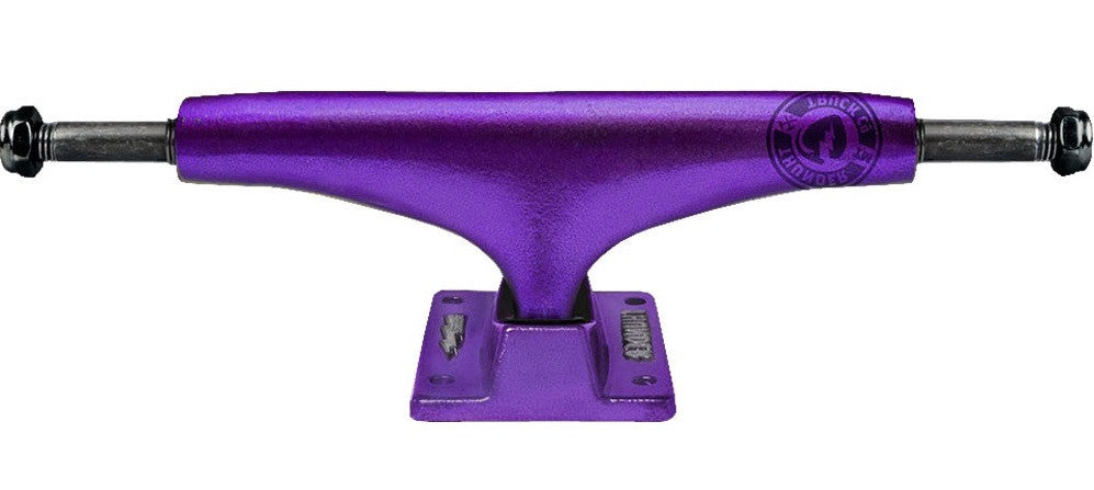 Thunder Team Anodized Low - Purple/Purple - 145mm - Skateboard Trucks (Set of 2)