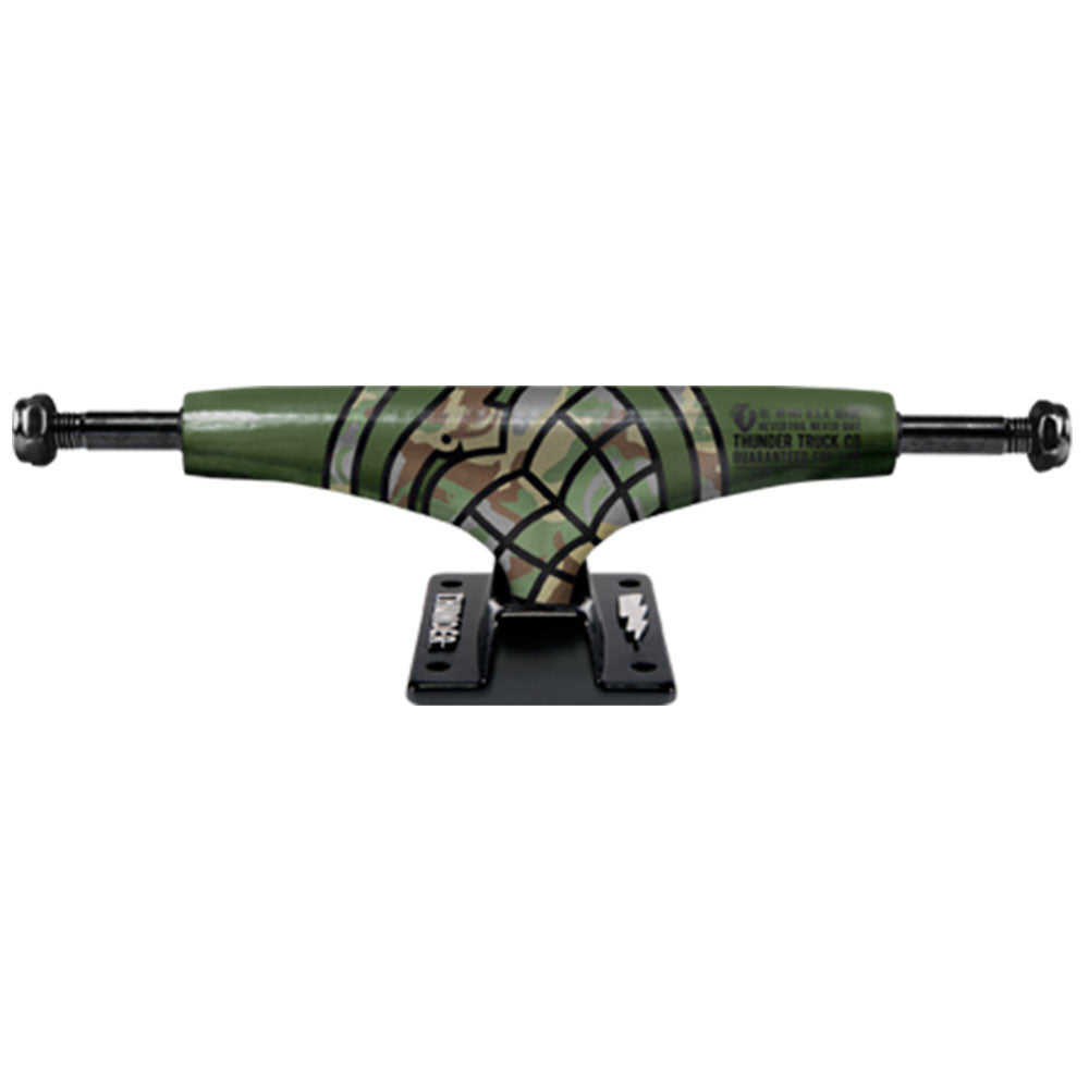 Thunder Sonora G.I. Lights Low - Camo - 145mm - Skateboard Trucks (Set of 2)