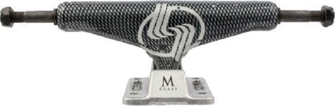 Silver M Class - Graphite - 8.0in - Skateboard Trucks (Set of 2)