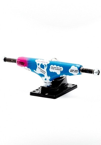 Royal Evolution Crailtap 2 - Blue/Black - 5.0in - Skateboard Trucks (Set of 2)