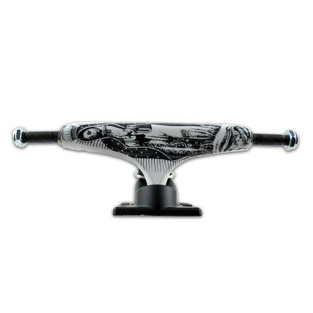 Royal IV GM Reverse - White/Black - Skateboard Trucks (Set of 2)