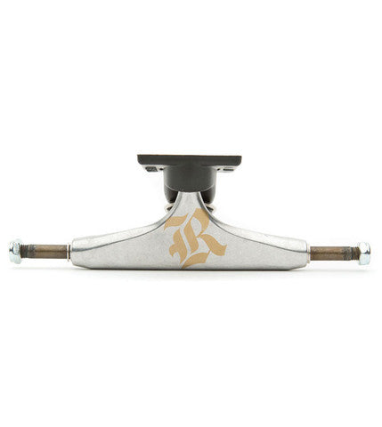 Royal IV - Raw/Black - Skateboard Trucks (Set of 2)