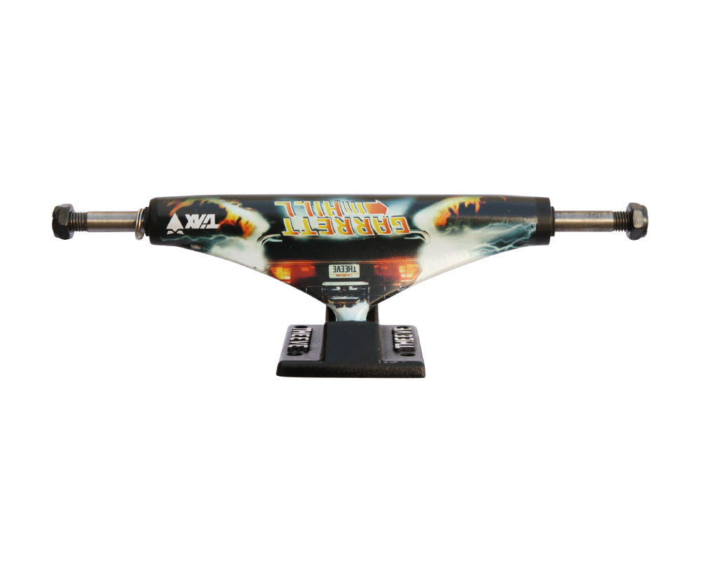 Theeve Tiax Garrett Hill BTTF (V3) - Multi - 5.85in - Skateboard Trucks (Set of 2)