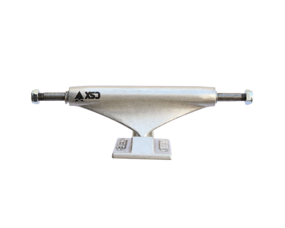 Theeve CSX (V3) - Raw/Raw - 5.0in - Skateboard Trucks (Set of 2)