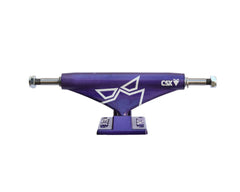 Theeve CSX Crop Purple Grimace (V3) - Purple/Purple - 5.0in - Skateboard Trucks (Set of 2)