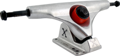 X-Caliber XTR - Silver/Silver - 160mm - Skateboard Trucks (Set of 2)