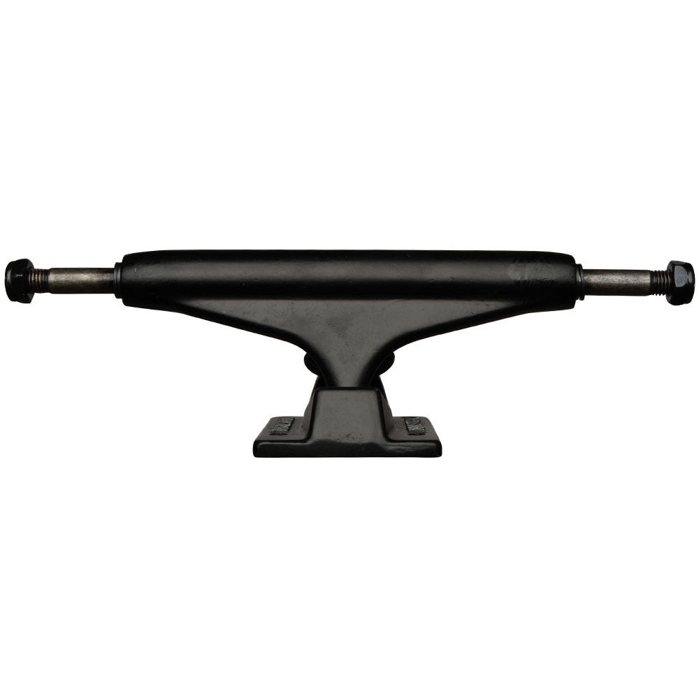 Industrial 4 - Black/Black - 5.25in - Skateboard Trucks (Set of 2)