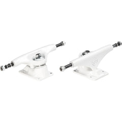 Mini Logo - White/White - 7.63in - Skateboard Trucks (Set of 2)