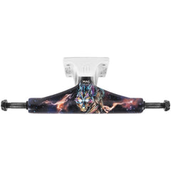 Tensor TJ Rogers Magnesium Light Regular Cosmic Wolf - Multi - 5.5 - Skateboard Trucks (Set of 2)