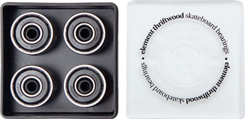 Element EL Thriftwood  Black - Skateboard Bearings