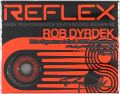 Reflex Dyrdek - Abec 8 - Skateboard Bearings (8 PC)