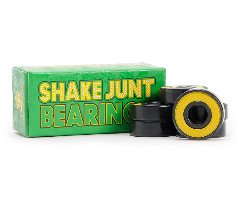 Shake Junt Low Rider - Abec 3 - Skateboard Bearings (8 PC)