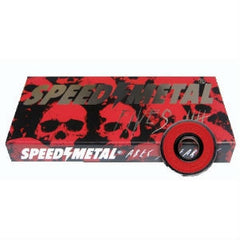 Speed Metal - Abec 5 - Skateboard Bearings (8 PC)