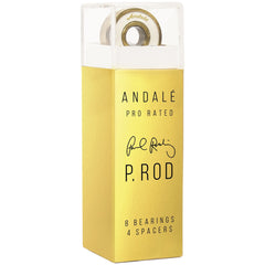 Andale Paul Rodriguez Pen Box - Skateboard Bearings (8 PC)