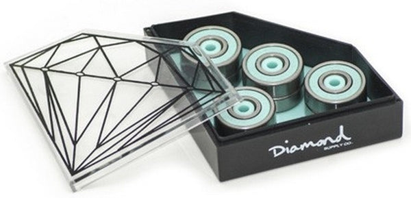 Diamond Smoke Rings - Skateboard Bearings