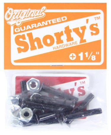 Shorty's Phillips - 1 1/8in - Skateboard Mounting Hardware