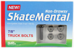 Skate Mental Non Drowsy - 1in - Skateboard Mounting Hardware