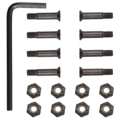 Theeve Regular Deck Bolts Allen - 7/8in - Skateboard Mounting Hardware