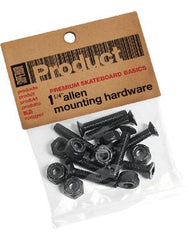 Superior Allen - Assorted - 1 1/4in - Skateboard Mounting Hardware