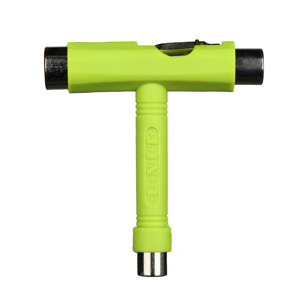 Unit Tool - Lime Green - Skateboard Tool