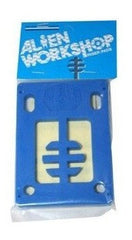Alien Workshop Key - Blue - 1/8in - Skateboard Riser (2 PC)
