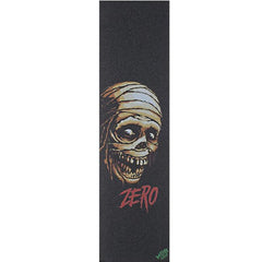 Zero Mummy Mob - Black - Skateboard Griptape (1 Sheet)