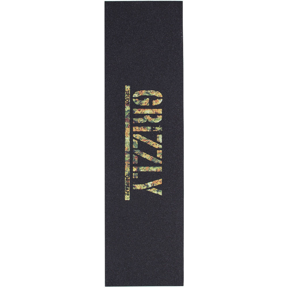 Grizzly T-Pud - Kush - 9in x 33in - Skateboard Griptape (1 Sheet)