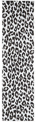 FKD Grip Cheetah - White/Black - Skateboard Griptape (1 Sheet)