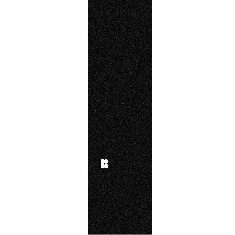 Plan B Die Cut - Black - 9in x 33in - Skateboard Griptape (1 Sheet)