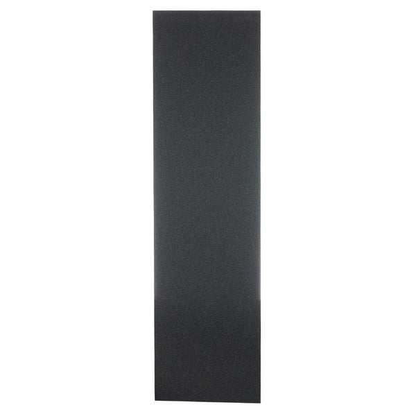 Action Village - Black - 9in x 33in - Skateboard Griptape (1 Sheet)