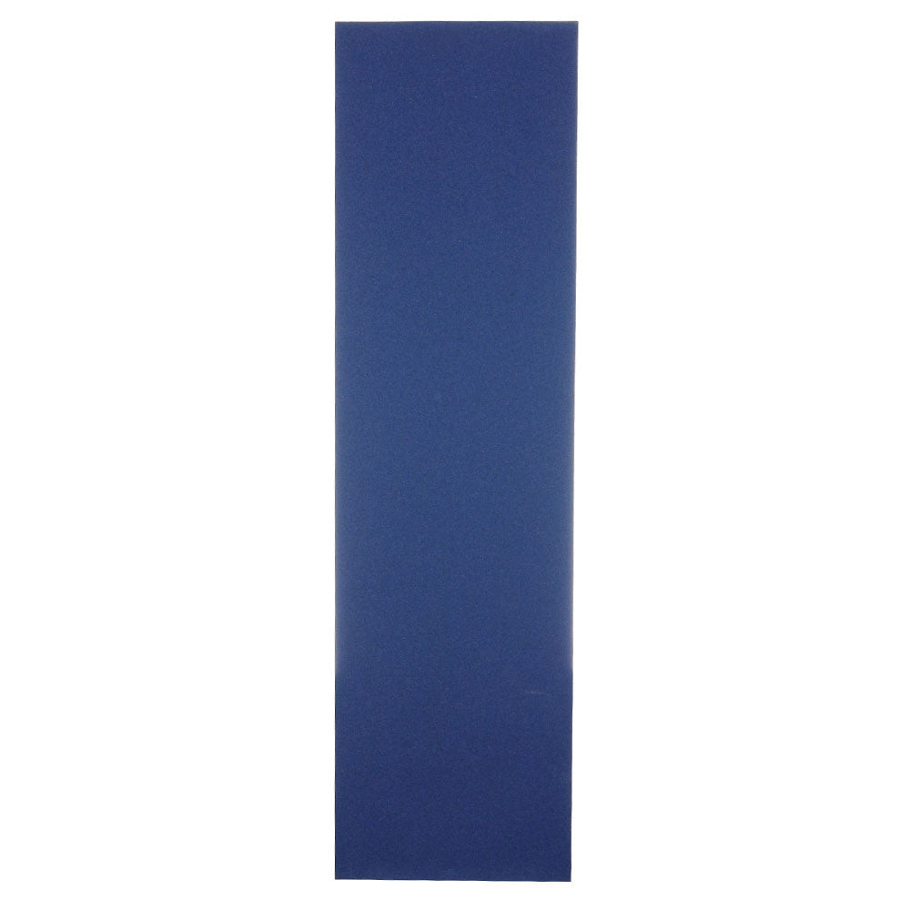 Action Village - Blue - 9in x 33in - Skateboard Griptape (1 Sheet)
