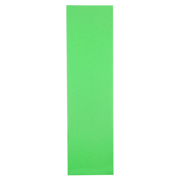 Action Village - Green - 9in x 33in - Skateboard Griptape (1 Sheet)