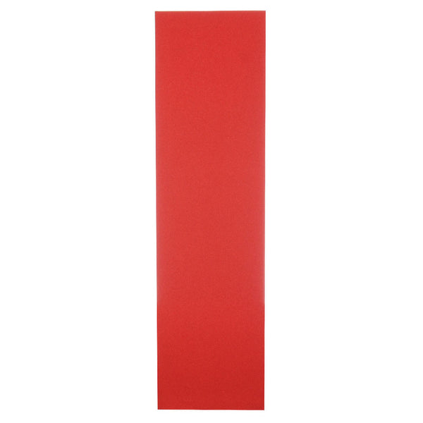 Action Village - Red - 9in x 33in - Skateboard Griptape (1 Sheet)