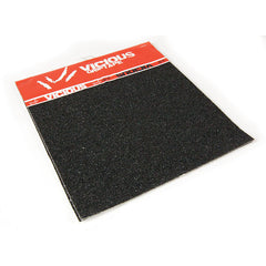 Rayne Vicious - Black - 10in x 11in - Skateboard Griptape (3 Sheets)