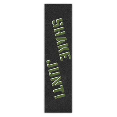 Shake Junt - Green/White - Skateboard Griptape (1 Sheet)