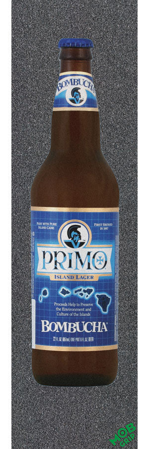 Mob PBC Primo Bombucha 22oz Bottle Grip Tape 9in x 33in - Skateboard Griptape (1 Sheet)