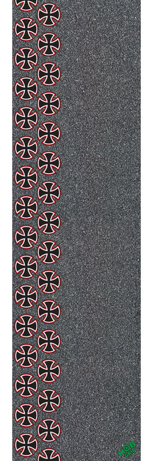 Mob Independent Multi Cross Griptape 9in x 33in - Skateboard Griptape (1 Sheet)