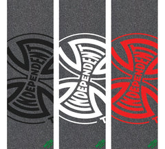 Mob Independent Truck Co Assorted Grip Tape 9in x 33in - Skateboard Griptape - Assorted Colors (1 Sheet)
