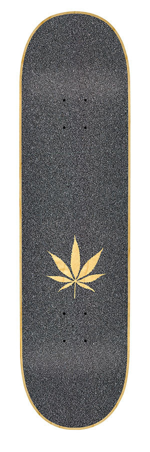 Mob Laser Cut Weed Leaf 9in x 33in - Skateboard Griptape (1 Sheet)