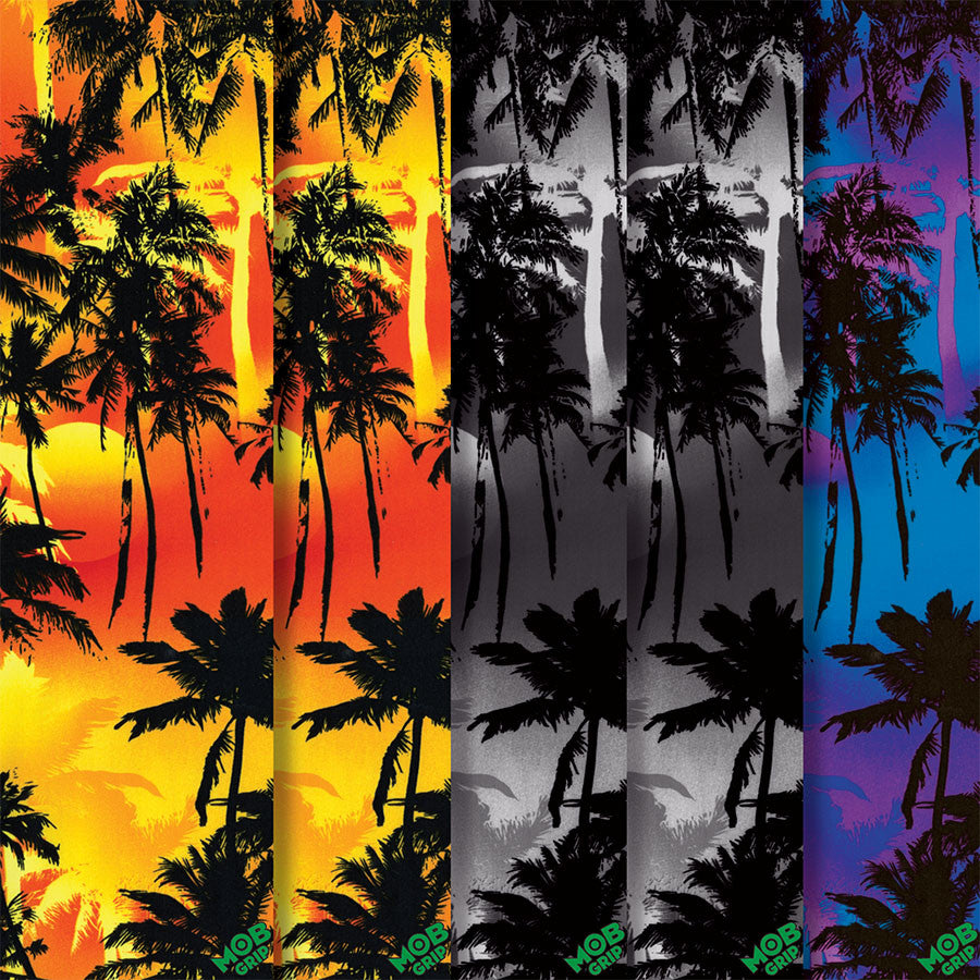 Mob Mahalo Assorted 9in x 33in - Skateboard Griptape (1 Sheet)