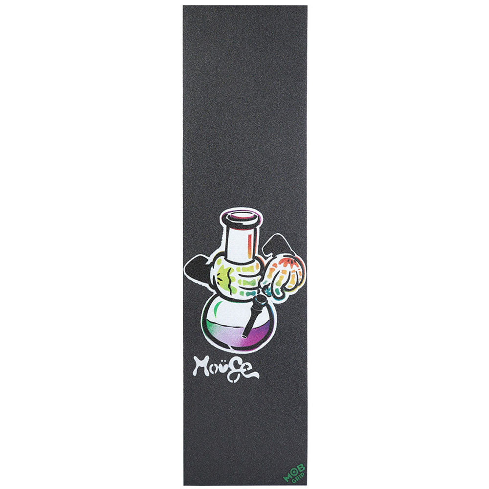 Mob Mouse Bong Hand Sprayed 9in x 33in - Skateboard Griptape (1 Sheet)