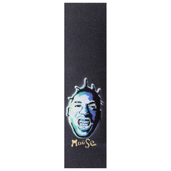 Mob Mouse ODB Hand Sprayed 9in x 33in - Skateboard Griptape (1 Sheet)