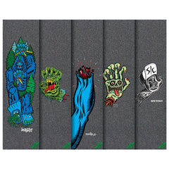 Mob Screaming Hand Art Show Vol 1. 9in x 33in - Assorted - Skateboard Griptape (1 Sheet)