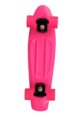 Rock On Mini Cruzer - Pink w/ Pink Wheels - Complete Skateboard