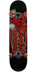 World Industries Looney Devil Man - Black - 7.875in x 31.25in - Complete Skateboard
