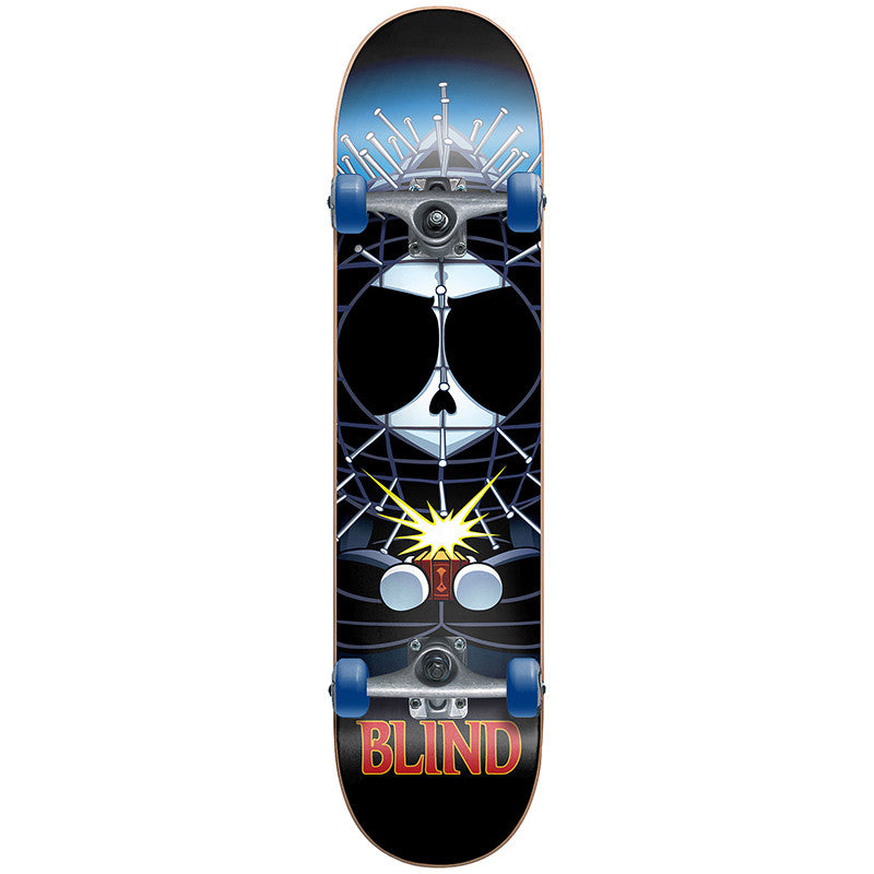 Blind Kingpin Kenny - Black/Red - 6.75in - Complete Skateboard