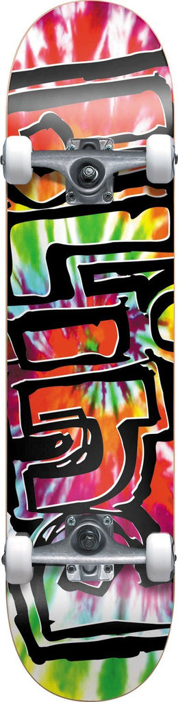Blind Heady Tie Dye - Multi - 7.7 - Complete Skateboard